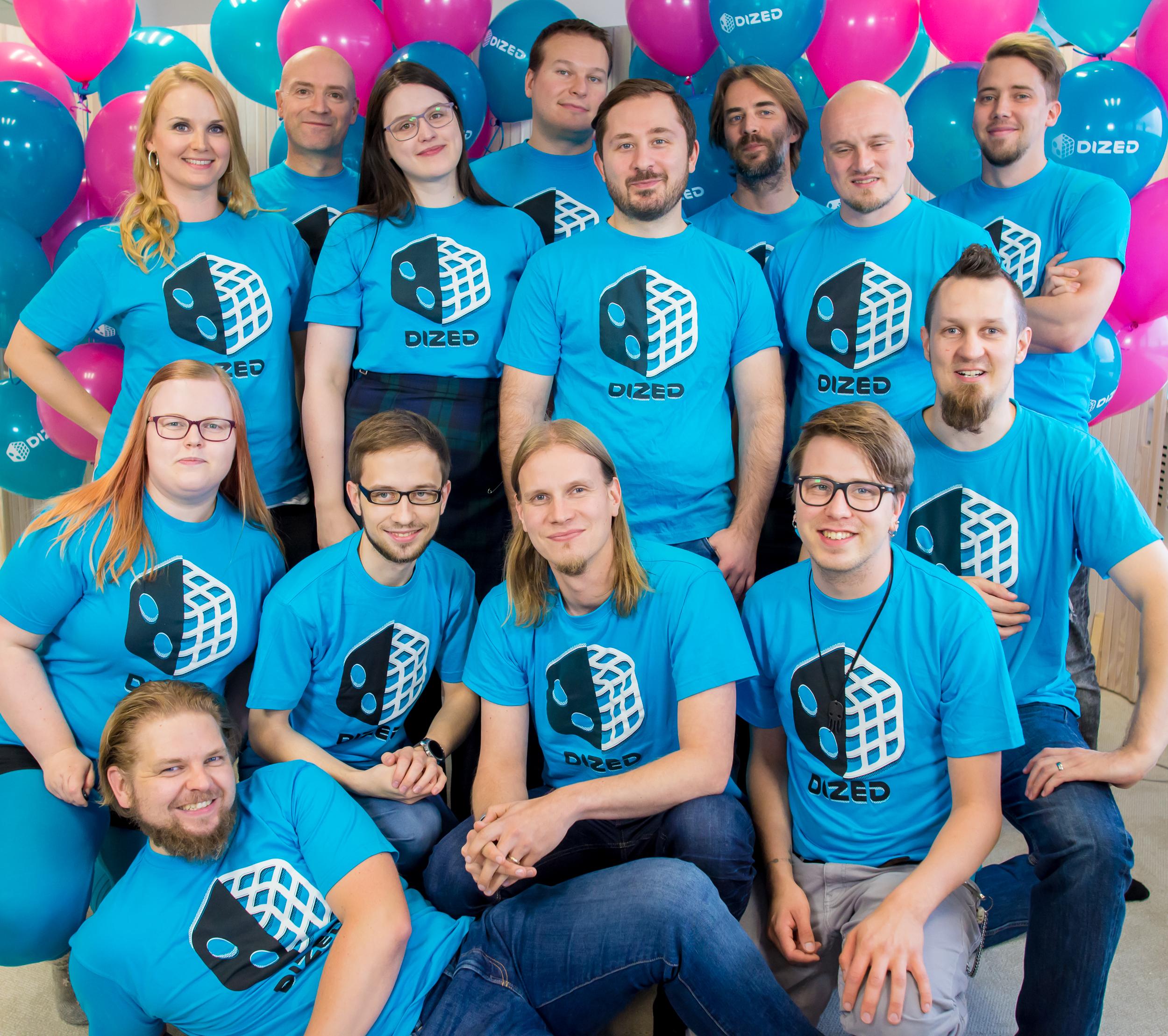 Playmore Games team